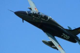 Un avion usor a efectuat o aterizare fortata pe un ghetar din Franta, la altitudinea de 2.200 metri