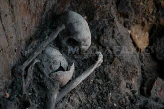 Descoperire arheologica langa Ploiesti.Istoricii pot afla acum cum traiau oamenii in Epoca Bronzului