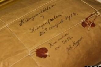 Un manuscris vechi de un secol isi va dezvalui in premiera secretele.
