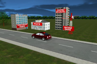 Solutia pentru ca GPS-ul sa nu te mai trimita in cele mai aglomerate locuri din Bucuresti