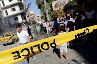 Bilantul atacului de langa mausoleul siit de la Damasc, revendicat de Statul Islamic, a ajuns la 20 de morti