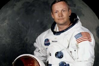 Neil Armstrong - omul genial care a refuzat statutul de vedeta