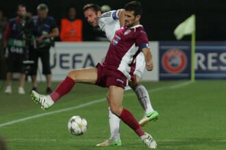 CFR Cluj e din nou in grupe, Cadu e in al noua cer: