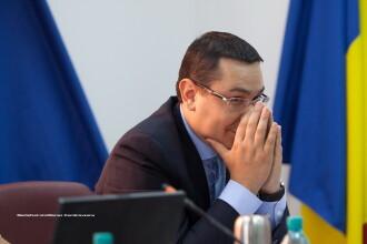 Ponta: Circul lui Diaconescu ne-a costat deja foarte mult, imi doresc ca procurorii sa aplice legea