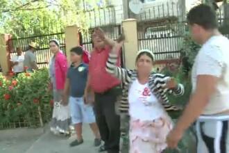 Romii cu averi din spalare de bani si evaziune au facut un CIRC VIOLENT la razia mascatilor. VIDEO