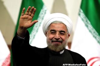 Hassan Rohani a fost investit in functia de presedinte al Iranului. Duminica depune juramantul