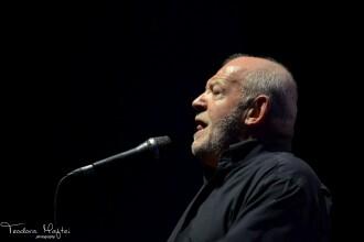 La cei 69 de ani ai sai, Joe Cocker a ridicat publicul de la Bucuresti in picioare. FOTO EXCLUSIV