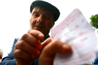Pensiile vor fi platite in avans, in 11-23 decembrie