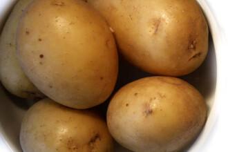 Cartofii te pot ajuta sa slabesti. Vezi aici o dieta eficienta