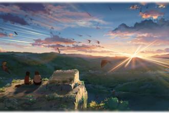 Record mondial pe Twitter, stabilit in Japonia, in timpul difuzarii unui film de Hayao Miyazaki