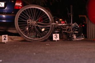 Un copil a murit dupa ce a fost lovit de o masina, pe DN66. Cum a incercat sa scape soferul baut