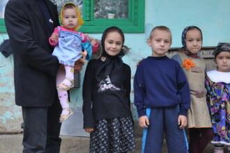 Statistica rusinii. UNICEF: 8% dintre minorii din Romania traiesc intr-o saracie severa