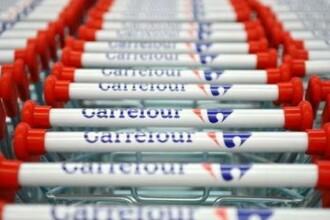 Achizitie uriasa. Carrefour cumpara una dintre cele mai cunoscute retele de supermarketuri din Romania
