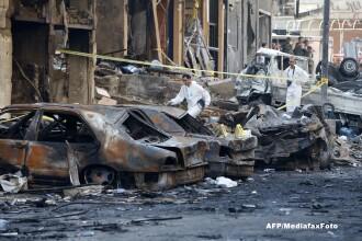 Cel mai sangeros atentat din ultimele 3 decenii comis in Beirut: 22 de morti, 325 de raniti. VIDEO