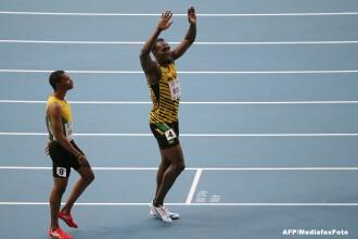Usain Bolt a obtinut pentru a saptea oara o medalie de aur la CM