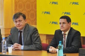 PNL: Modificarea Legii finantarii partidelor nu a fost convenita nici in USL, nici in conducerea PNL