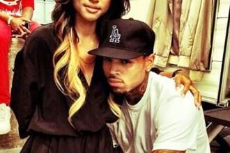 Actuala prietena a lui Chris Brown seamana din ce in ce mai mult cu fosta iubita a acestuia,Rihanna