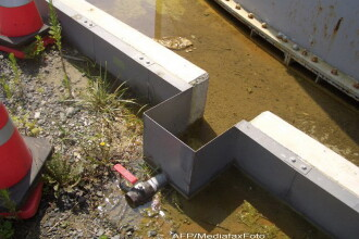 Alerta la Fukushima. Scurgerea de apa toxica ridicata la nivelul trei pe scara internationala
