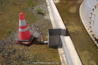 Autoritatile nipone evalueaza scurgerea de apa radioactiva de la Fukushima drept un