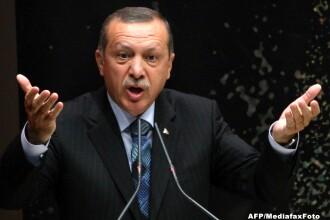 Premierul turc Recep Tayyip Erdogan ameninta cu interzicerea YouTube si Facebook, dupa alegerile din 30 martie