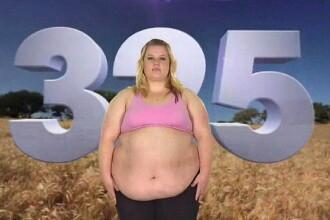 Arata spectaculos acum, cu 75 de kilograme mai putin. Ce i-a cerut sotului ei dupa ce a slabit