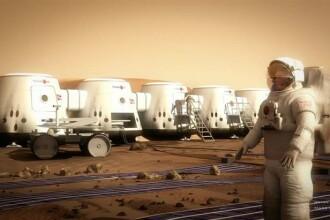 165.000 de persoane s-au oferit sa faca parte din expeditia Mars One