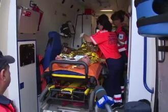 Cinci muncitori au fost raniti, in urma unei explozii la un combinat din Targoviste