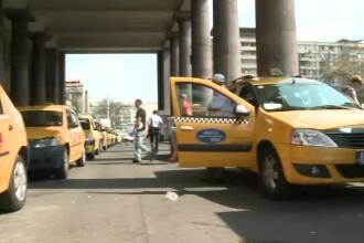 Gara de Nord va fi curatata de taxiurile-pirat. Cum va arata prima statie pentru cei cu tarif normal