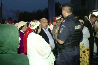 Scandal intre neamurile de romi din Iasi. O tanara de 15 ani ar fi fost rapita pentru zestre