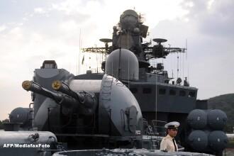 Olimpiada de iarna din Rusia. SUA iau in calcul un posibil atentat si au trimis doua nave militare in Marea Neagra