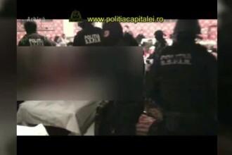 Scandal intre interlopi intr-un restaurant din Capitala. Manelistul martor refuza sa vorbeasca