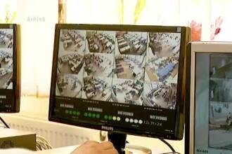 BACALAUREAT 2013. O fituica si imaginile de pe camere, dovezile fraudei in 34 de cazuri
