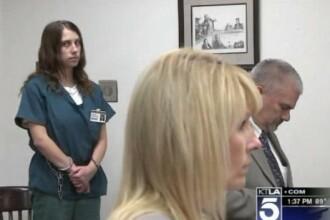 Profesoara care a intretinut relatii sexuale cu 3 dintre elevii sai a fost inchisa pentru 1 an