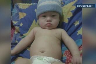Bebelus abandonat pentru ca avea sindromul Down. Cazul a impresionat o lume: australienii au strans 150.000 dolari intr-o zi