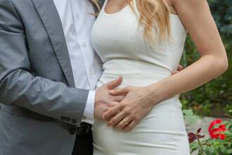 Un cuplu a facut nunta la spital, chiar in ziua de Craciun. Motivul emotionant pentru care au renuntat la o ceremonie cu fast