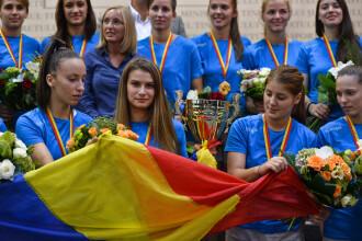 Campioanele mondiale la handbal vor primi mai multi bani de la Ministerul Tineretului. Premiile vor fi dublate