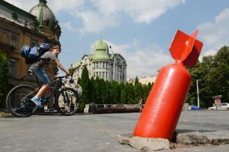 Un nou razboi la granitele Rusiei. Tensiunile din Ucraina au reaprins un conflict care mocneste de 20 de ani