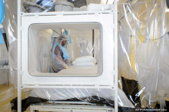 Organizatia Mondiala a Sanatatii declara epidemia cu Ebola ca fiind o