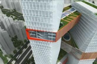 Cum arata noile sedii Facebook, Google sau Amazon. Constructii SF, cu oaze de verdeata si spatii destinate relaxarii
