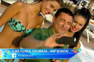 Selfie-uri pe hartie. George Buhnici iti arata cum poti sa scoti fotografii la imprimanta, chiar de pe marginea piscinei