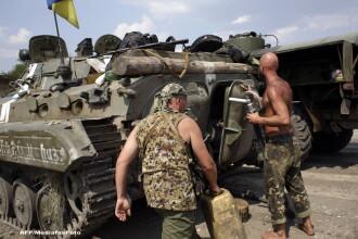 Criza in Ucraina. Un avion militar ucrainean a fost doborat de insurgenti