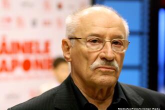 """Actorul Victor Rebengiuc: """"Nivelul intelectual de la care e condusă țara este foarte scăzut"""""""
