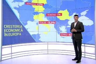 Romania a intrat in RECESIUNE tehnica. Ponta cauta solutii in Africa si Asia, analistii dau vina pe reducerea investitiilor