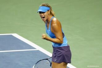 Maria Sarapova s-a calificat in finala China Open si o va depasi pe Simona Halep in ierarhia WTA