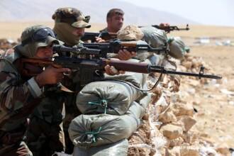 Un soldat american a fost ucis de tiruri inamice ale Statului Islamic, in Irak. Miliarul consilia fortele peshmerga