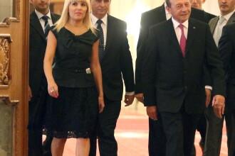 Traian Basescu sustine candidatura Elenei Udrea la Presedintie.