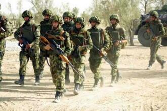 Povesti cu spionii militari romani in Afganistan. Soldatii americani ii lauda pe partenerii din Carpati