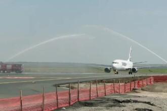 Iasiul are o pista de aeroport ultramoderna, de 56 de milioane de euro. S-a excavat de 2 ori inconjurul Pamantului pe santier