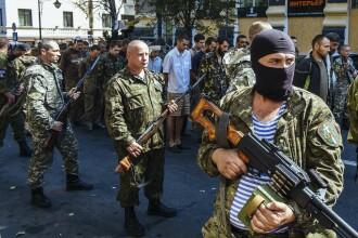 Criza in Ucraina. NATO sustine ca sute de militari rusi si membri ai trupelor speciale si afla in continuare in Ucraina