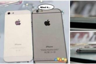 Gizmobic: Comparatie intre un iPhone 6 si un iPhone 5. Care sunt performantele celui mai nou model al telefonului. FOTO